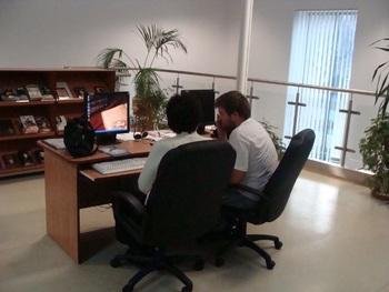 Miejska Bibloteka Publiczna - warsztaty komputerowe